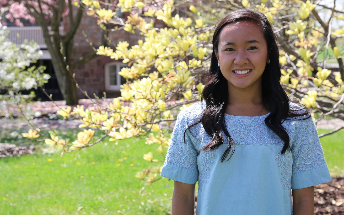 Danielle Nguyen Mount St. Mary's University Class of 2015
